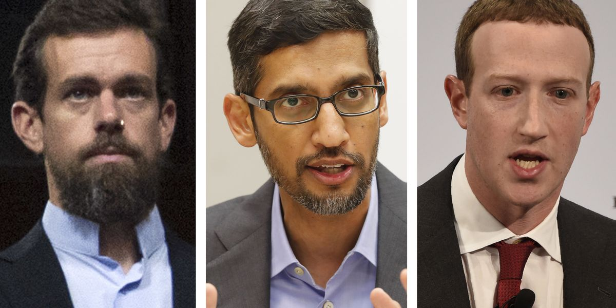 3 social media CEOs face grilling by GOP senators on bias