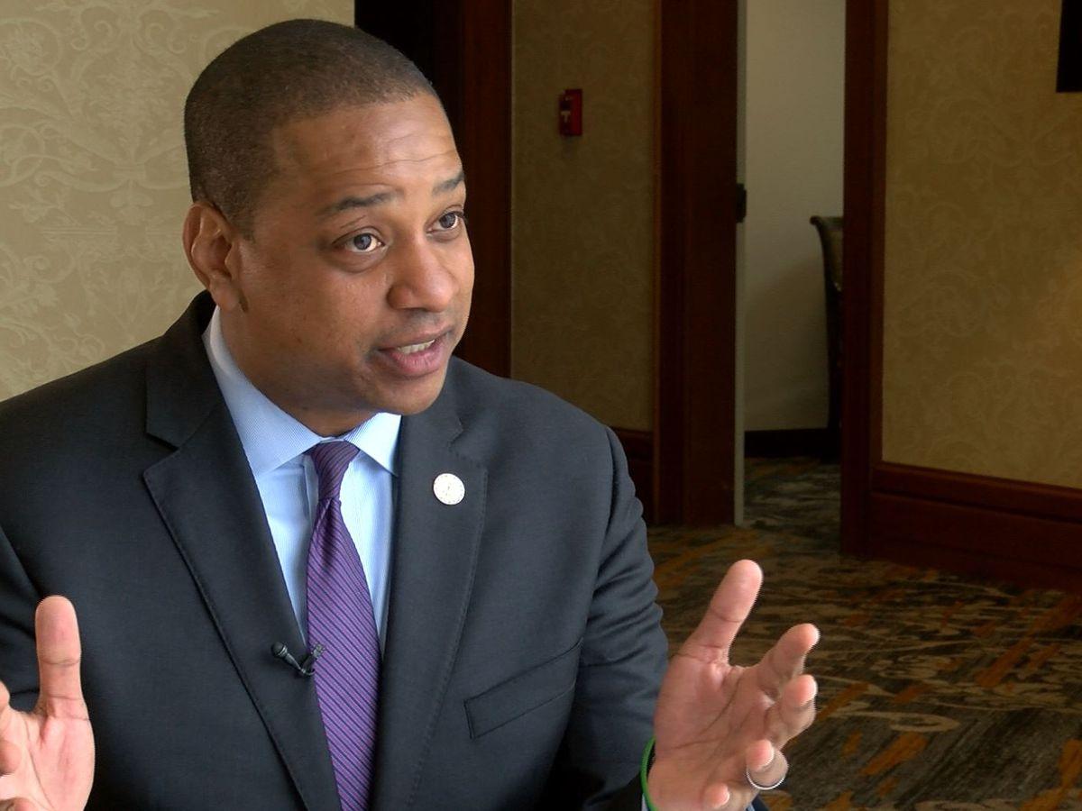 Virginia Lt. Gov. Fairfax sues CBS for $400 million
