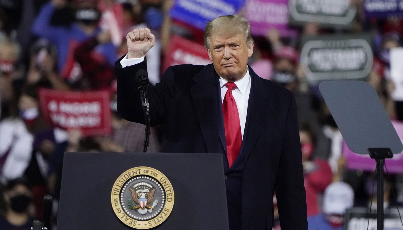 Trump to make court pick by Saturday, before Ginsburg burial