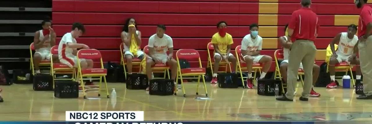 Goochland tips off on first day allowed by VHSL