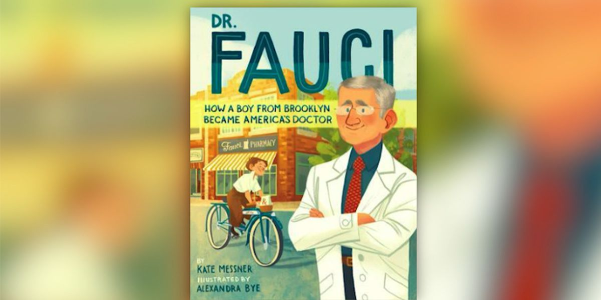 Dr. Anthony Fauci stars in children's book