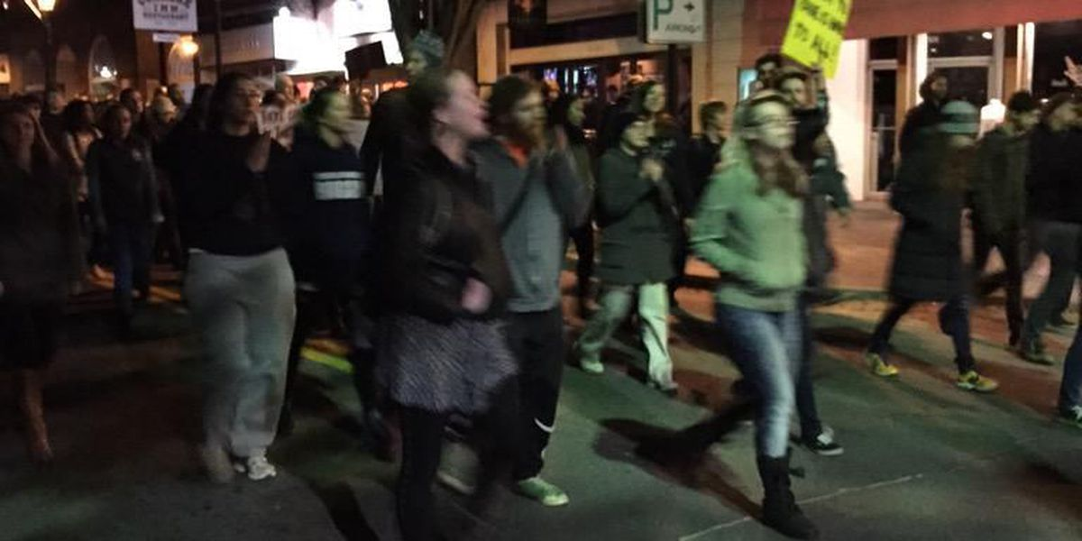 UVA students shut down area near Martese Johnson arrest