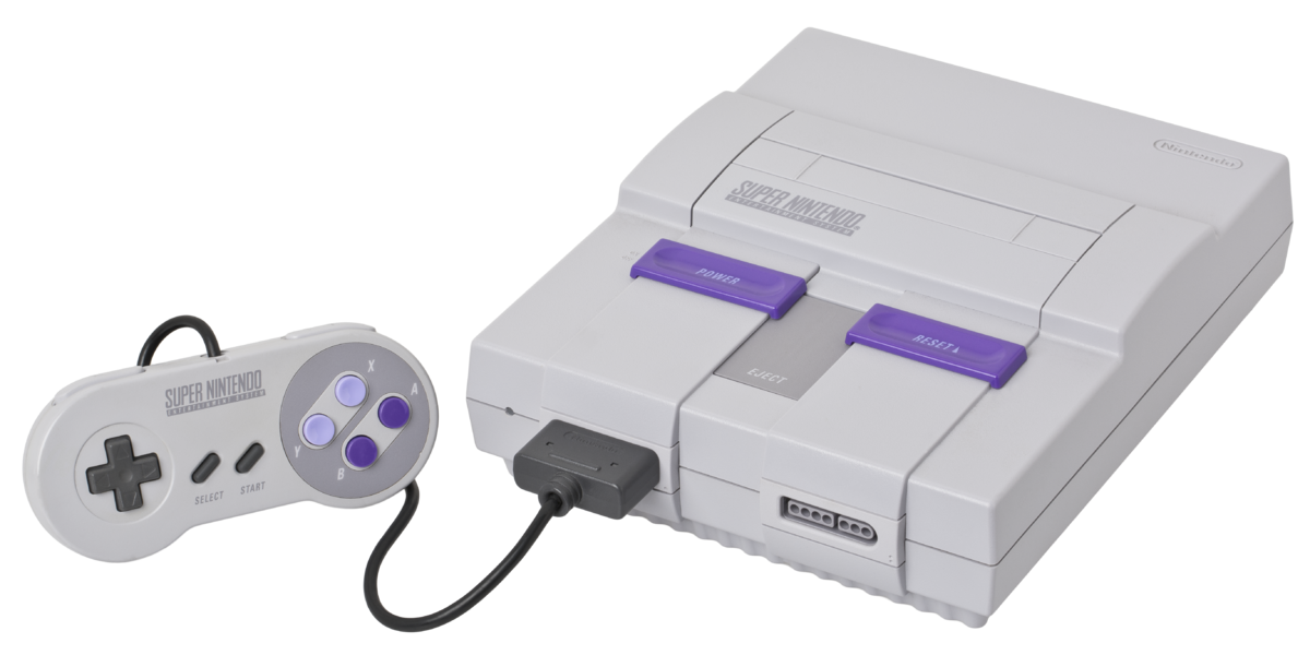Miniature SNES to come out later this year