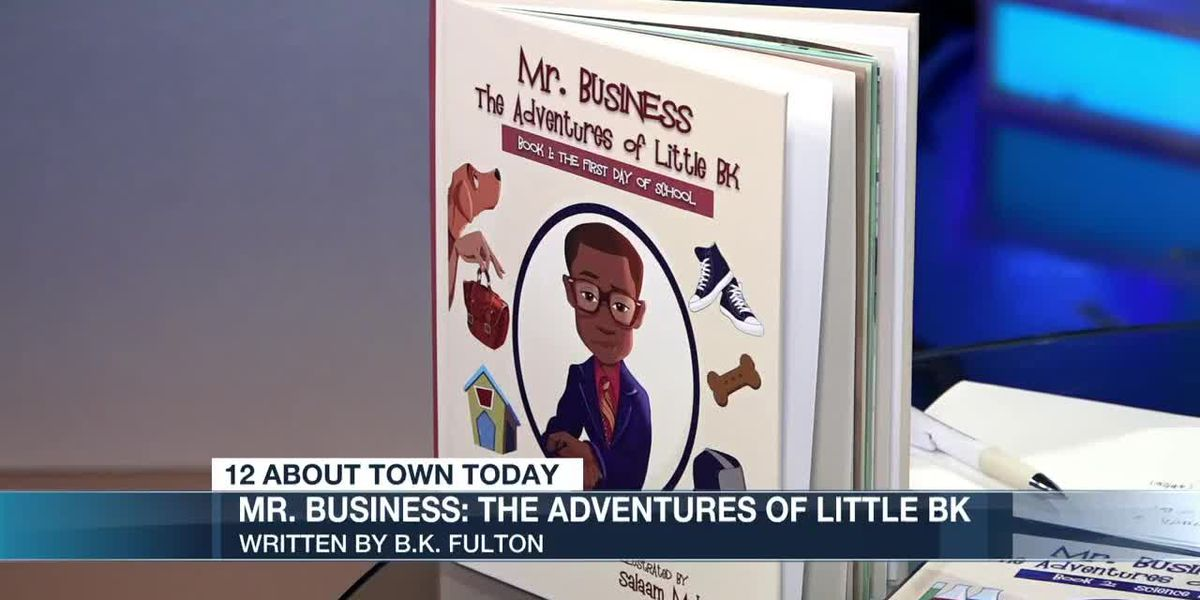 Mr. Business: The Adventures of Little BK