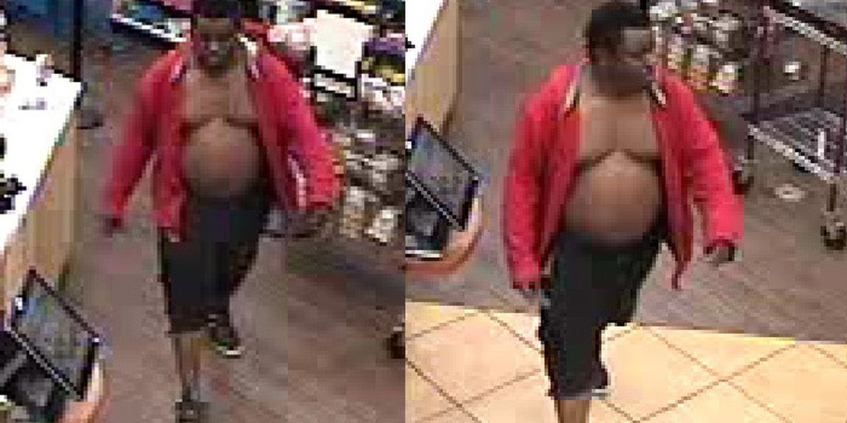 Man wanted for using stolen debit card in Chesterfield
