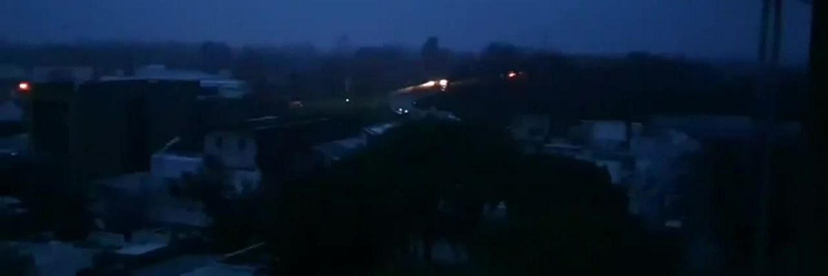 Massive South American blackout leaves 44 million without power