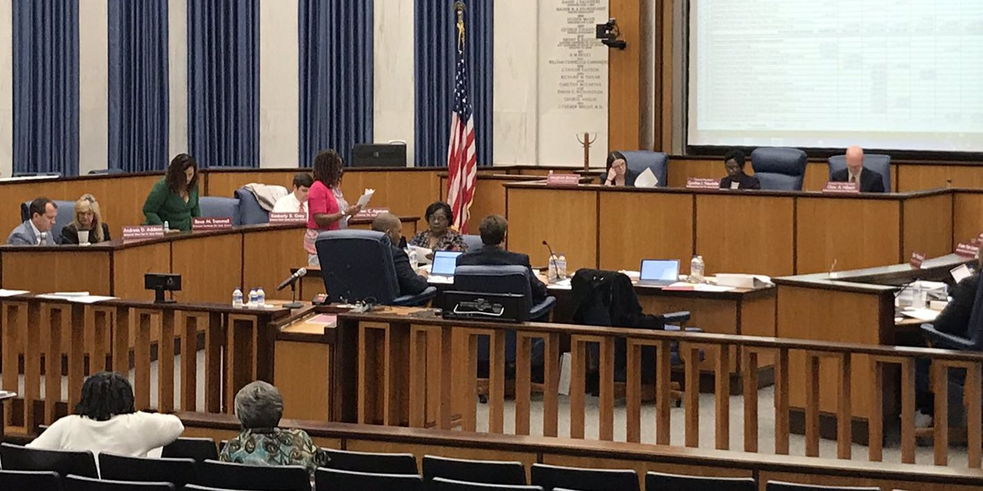 City Council to hold public hearing on Stoney's proposal budget