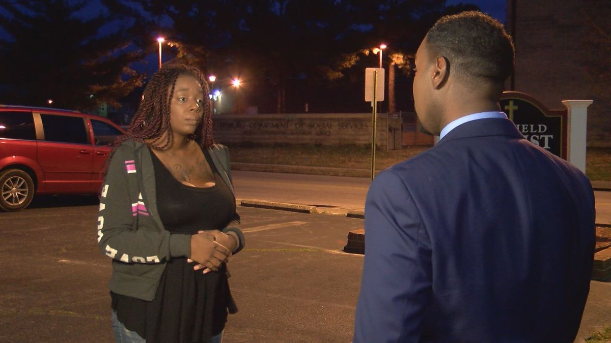 Pregnant Petersburg mother says she was harassed by top social services official