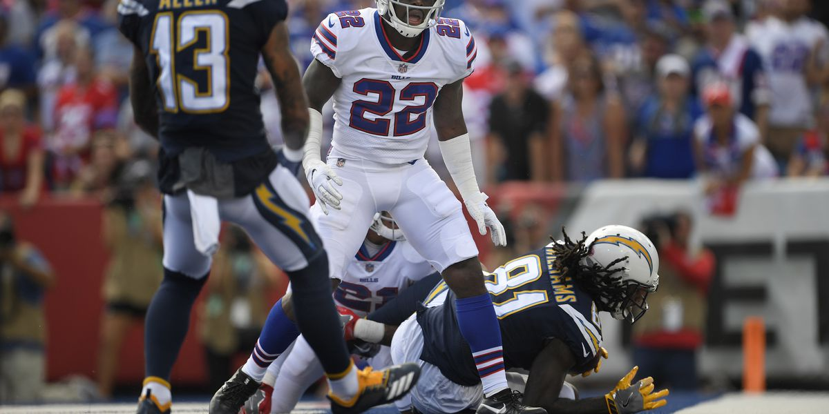 Vontae Davis: Buffalo Bills cornerback retires at half-time of National Football League match