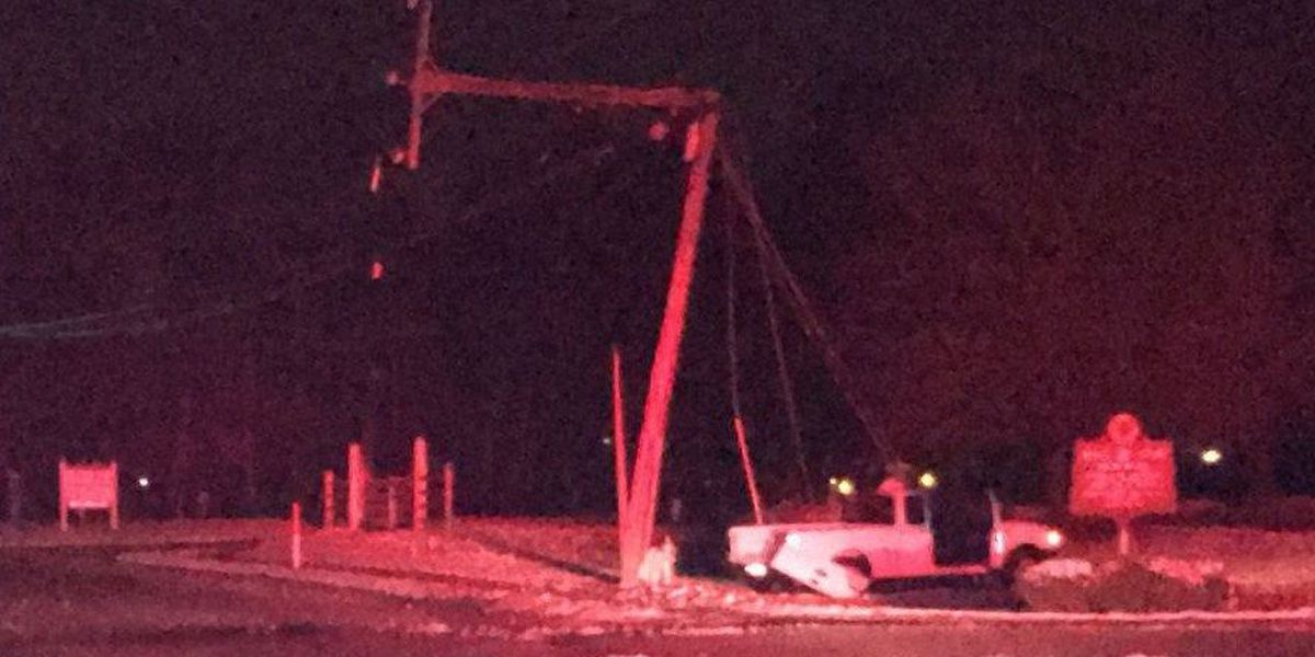 Weather-related crash closes section of Route 10