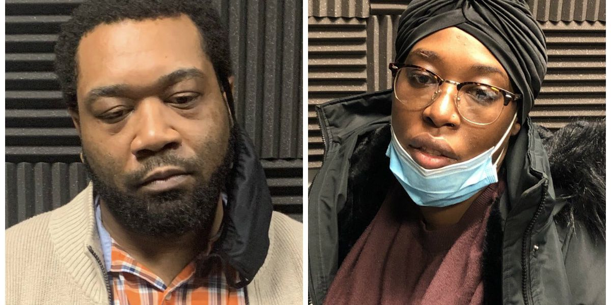 Two charged with murder in Petersburg infant death