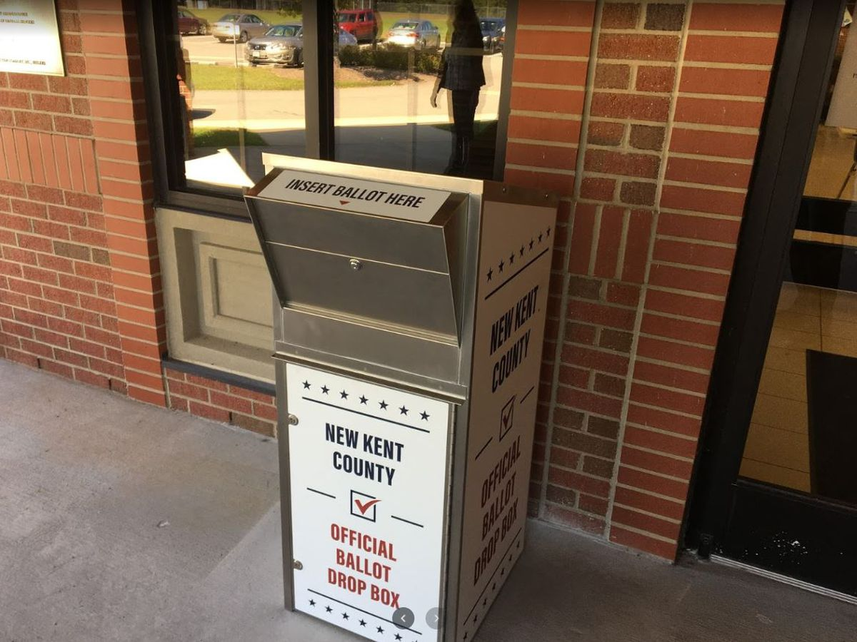 Early voters in New Kent will not have ballots scanned into machines yet