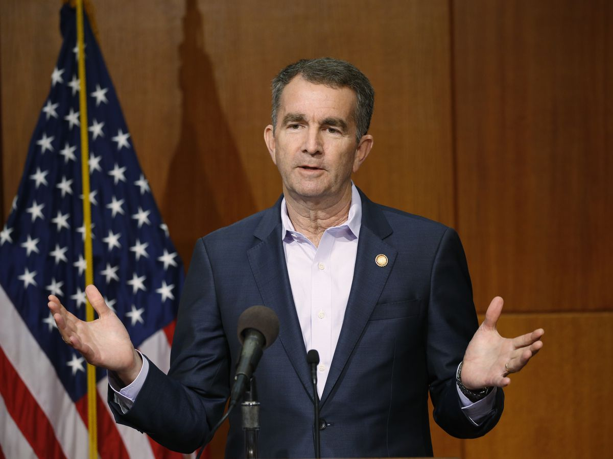 Gov. Northam speaks publicly for first time on recent unrest in Virginia