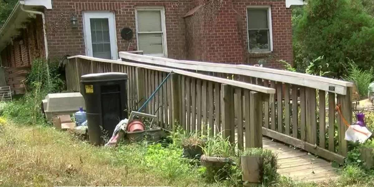 Virginia family seeks help for deteriorating wheelchair ramp