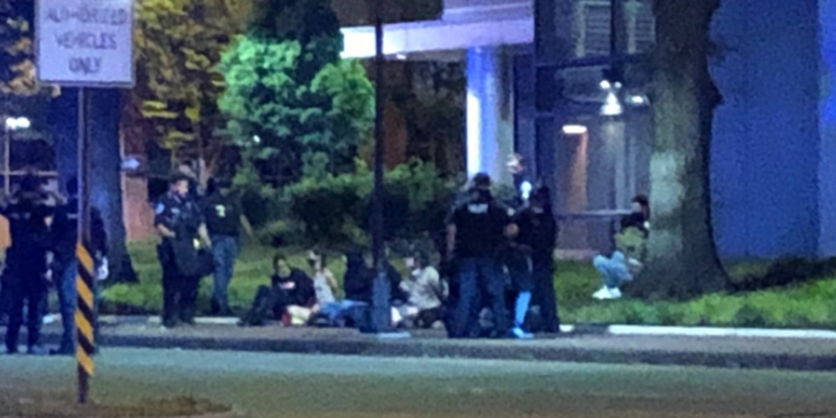 Police: Two dozen people in custody after third night of protests in Richmond