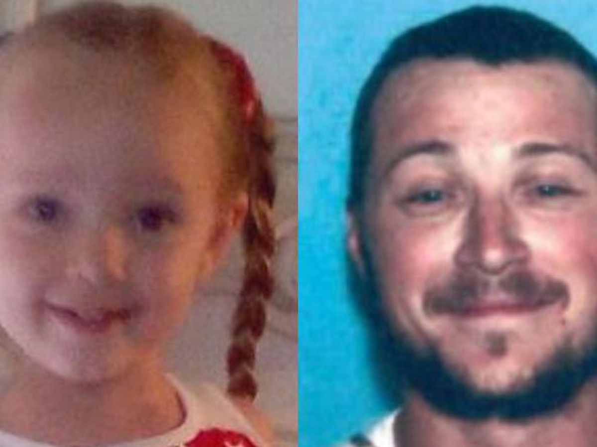 Amber Alert issued for West Virginia girl in 'extreme danger'