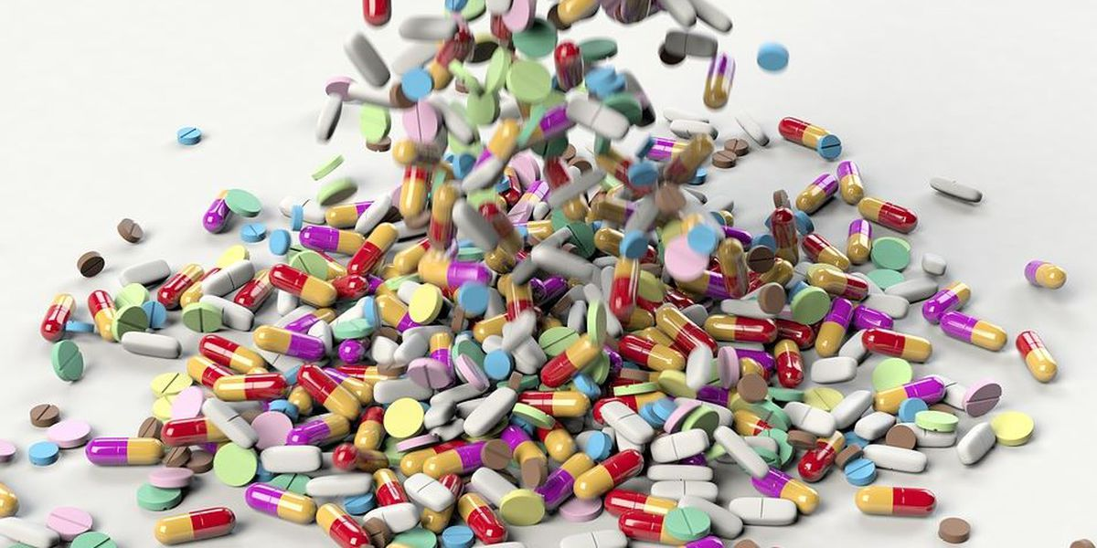 Chesterfield takes back 349 pounds of unused medication