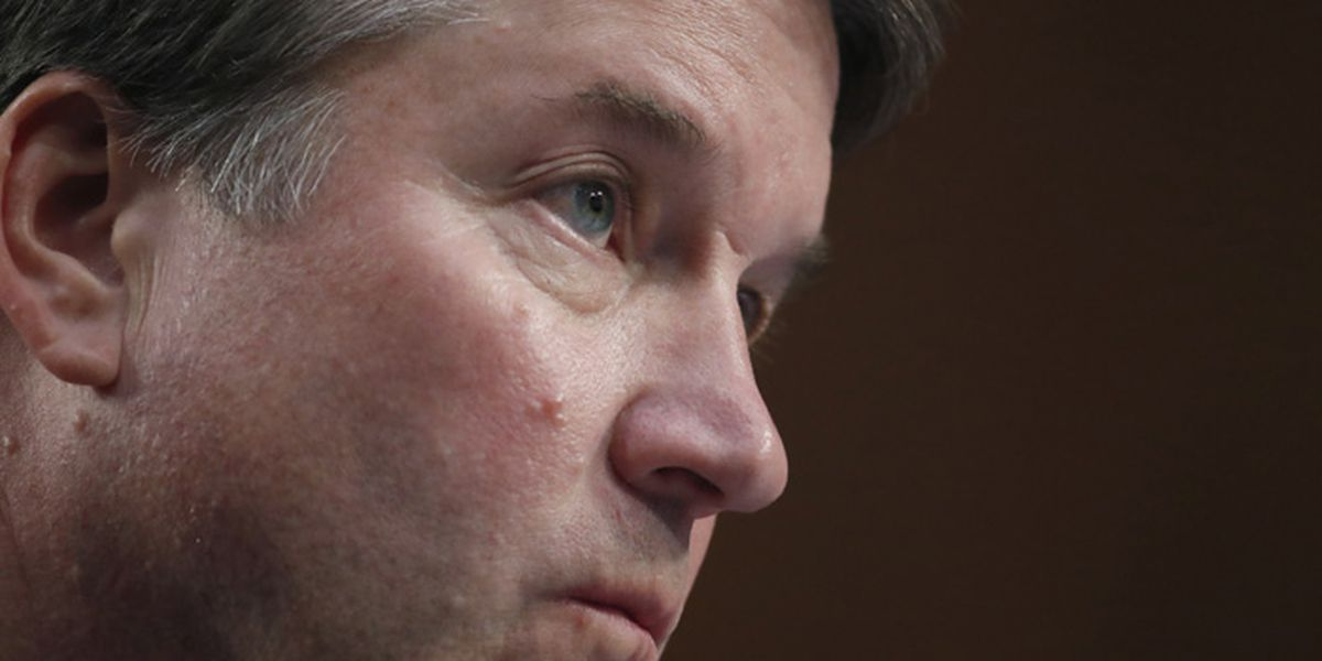 Kavanaugh denies allegation of sexual misconduct in high school