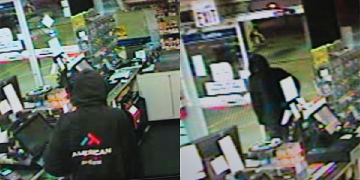 Chesterfield police search for armed robbery suspect