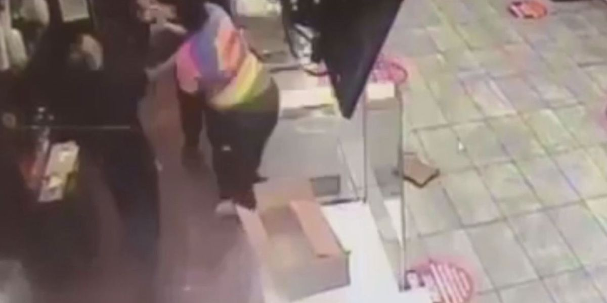 Caught on Camera: Police looking for customer who assaulted Henrico McDonald's employee