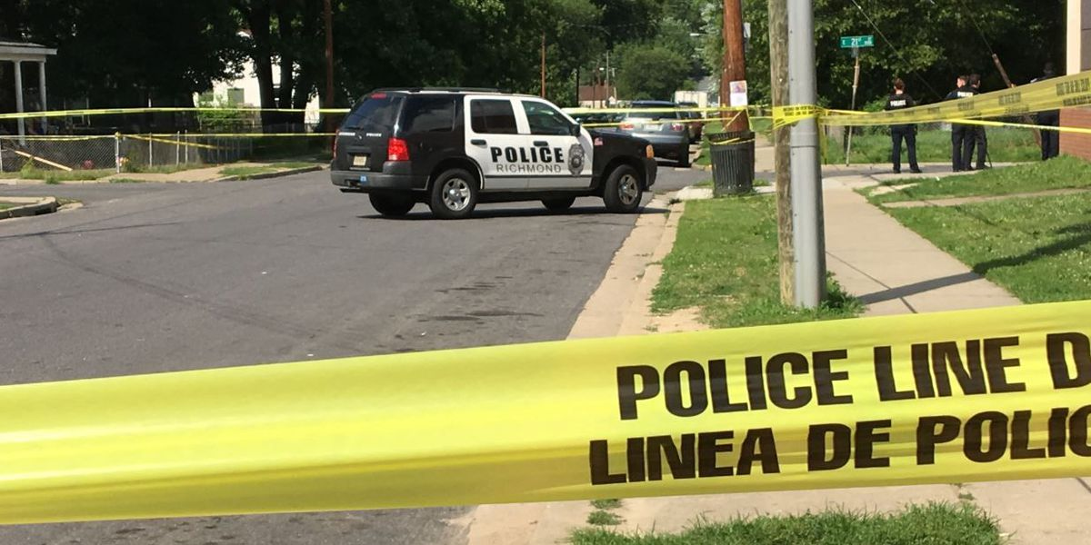Two men taken to hospital after Richmond shooting