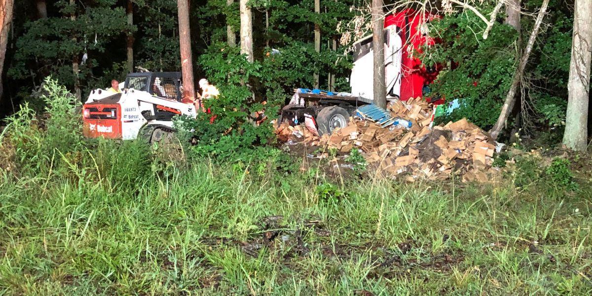 Tractor-trailer driver killed in crash near Short Pump identified