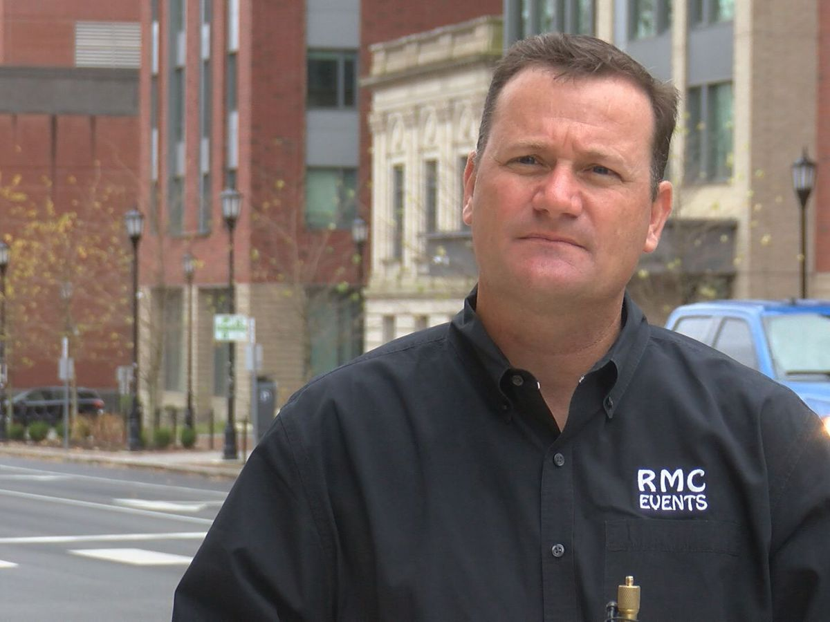 'We're looking to hire 100 individuals in 100 days': RMC Events seeks applicants for 100 new jobs