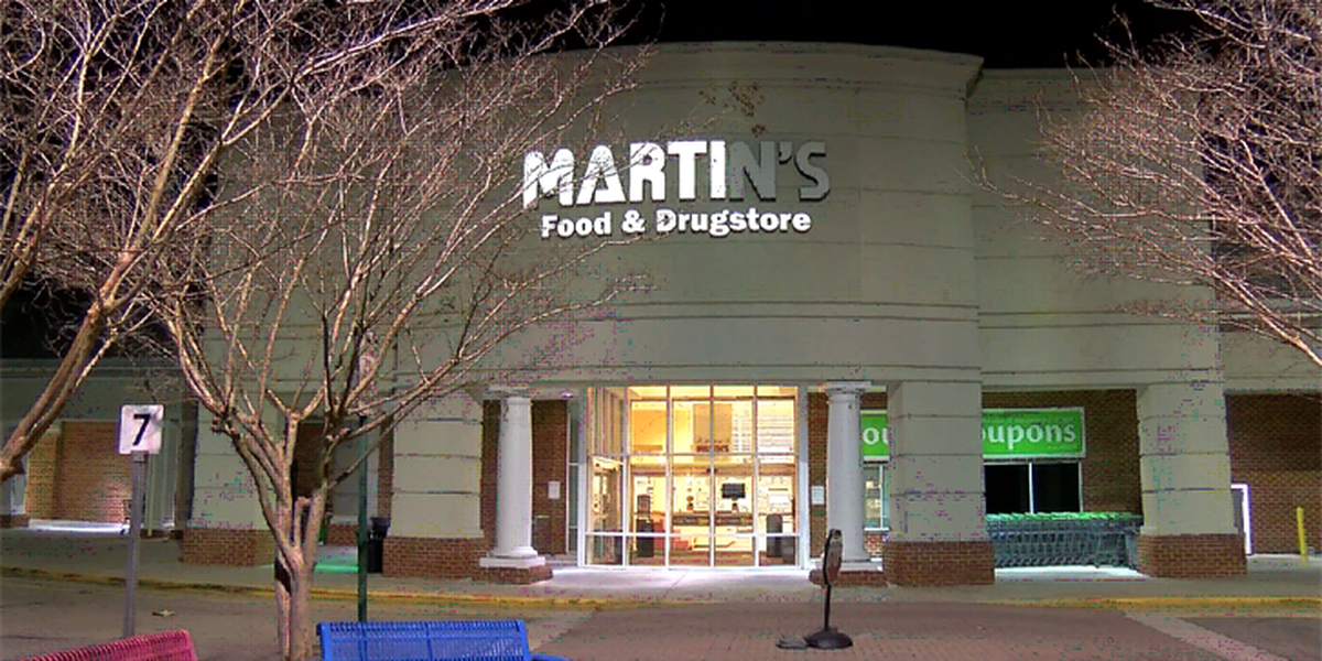 Martin's releases closing dates for remaining stores