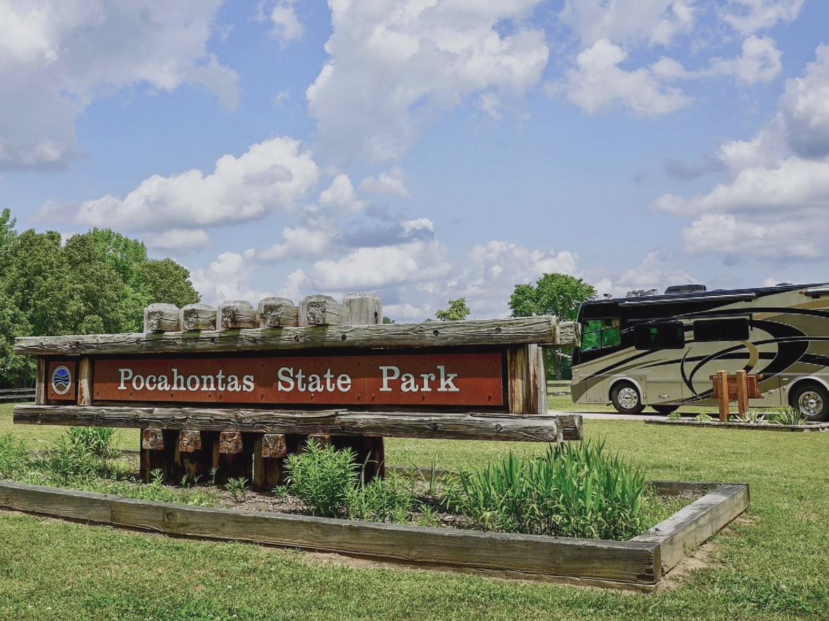 COVID-19 restrictions limit Virginia State Parks to day-use