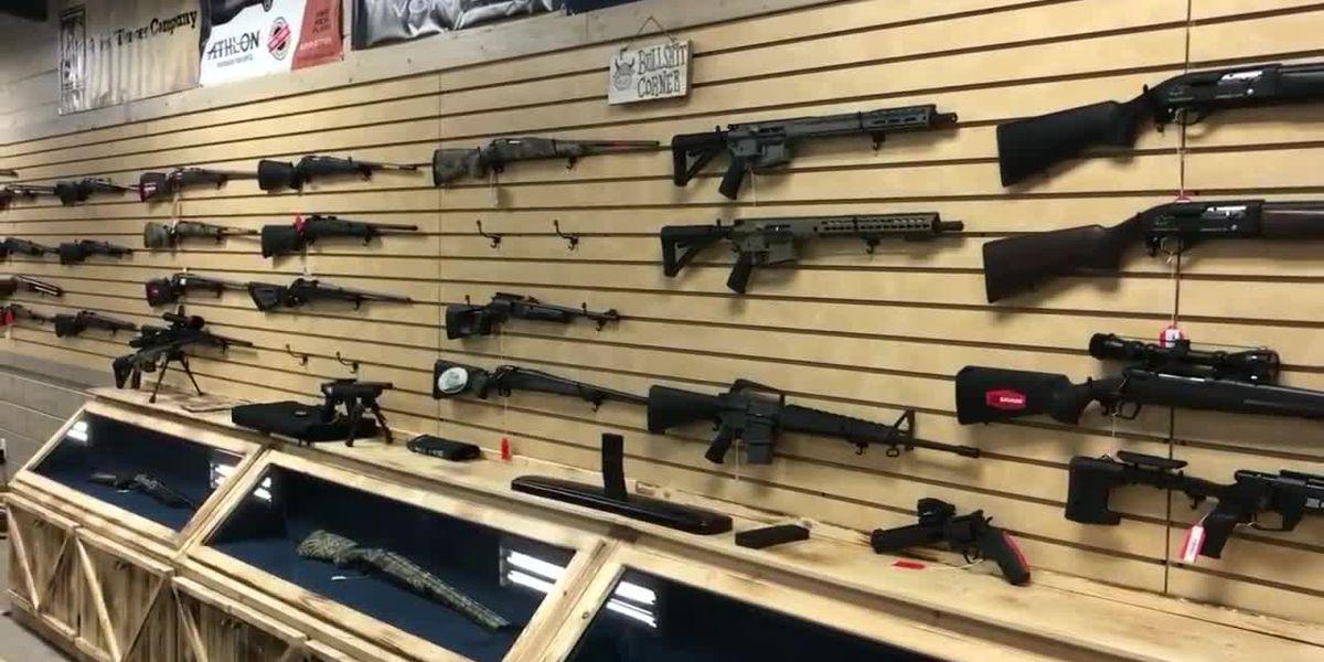 Lawsuit seeks to block Virginia's gun background checks law