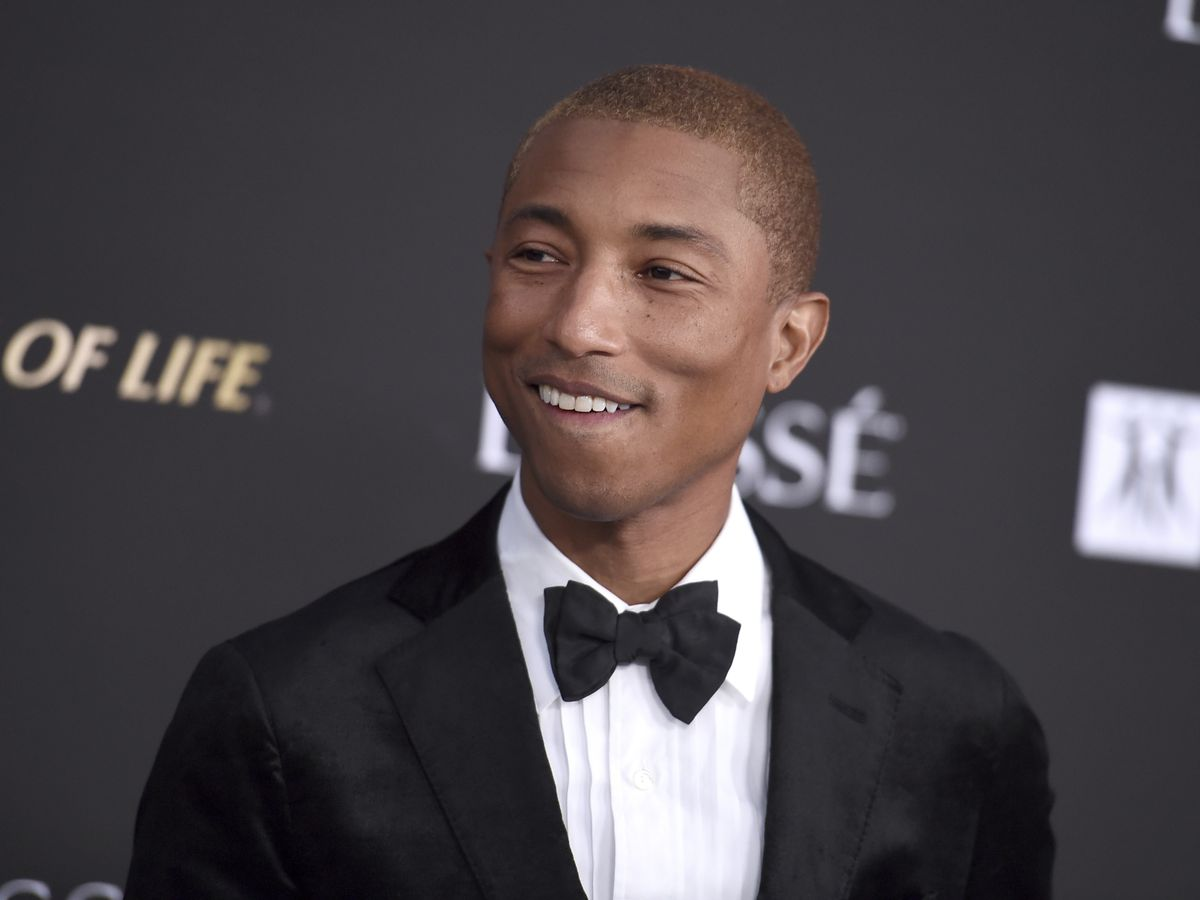 New Pharrell song 'Virginia' to be featured in ad campaign