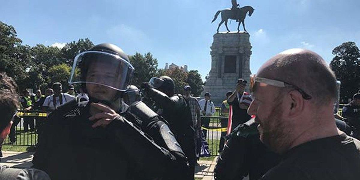 Capitol Police spend more than $4,000 for Richmond rallies