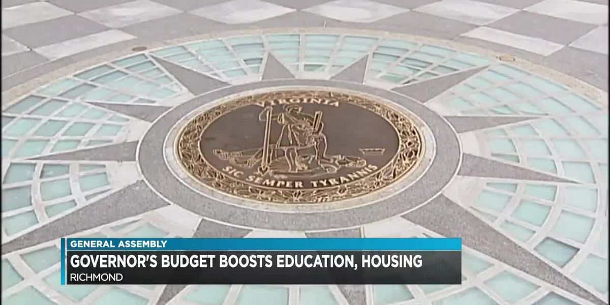 Governor's budget boosts education, housing