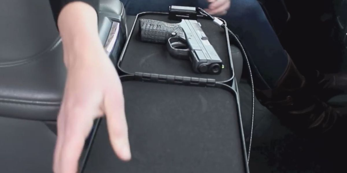 Police warn gun owners thieves are targeting firearms in cars