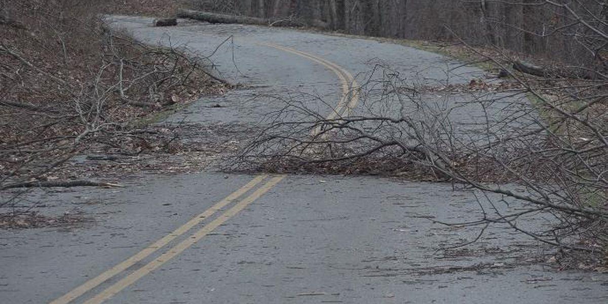 Blue Ridge Parkway closed indefinitely due to shutdown