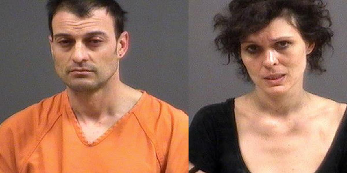 2 arrested after meth lab found in back yard of Chesterfield home