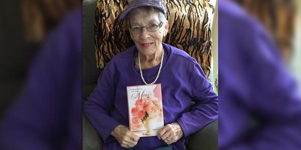 Missing 84-year-old VA woman found, senior alert canceled