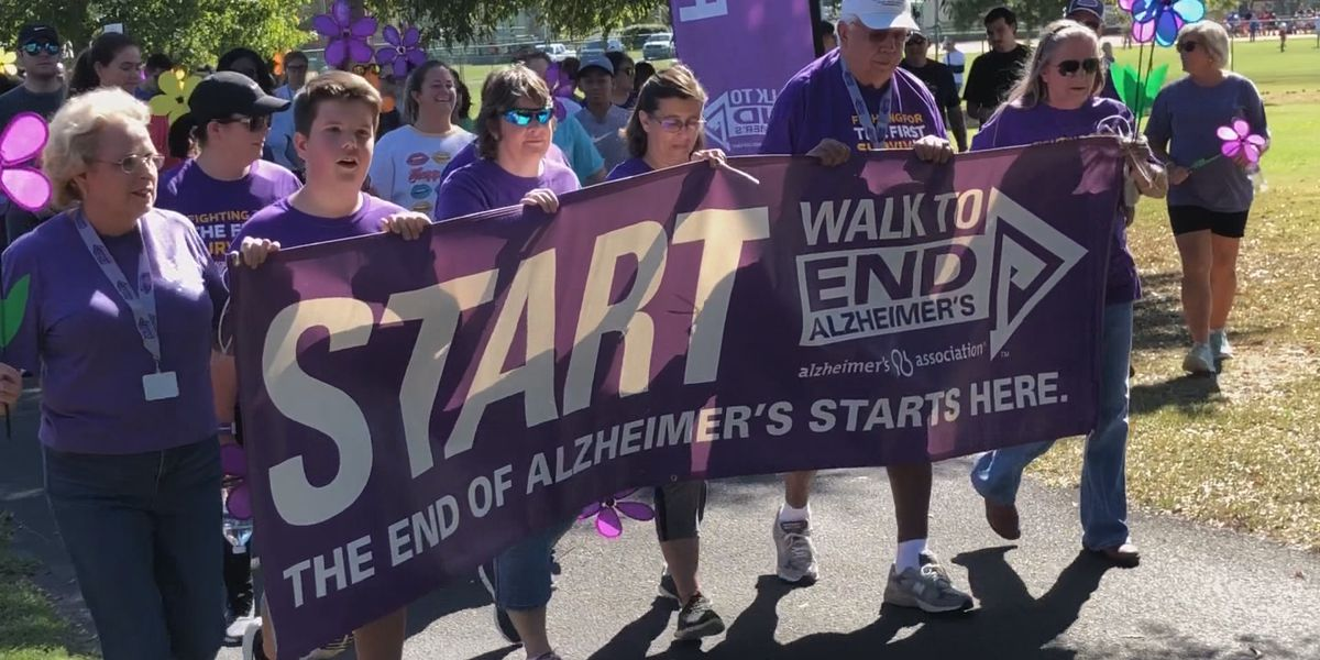 Alzheimer's Association to hold Richmond 'Walk to End Alzheimer's'