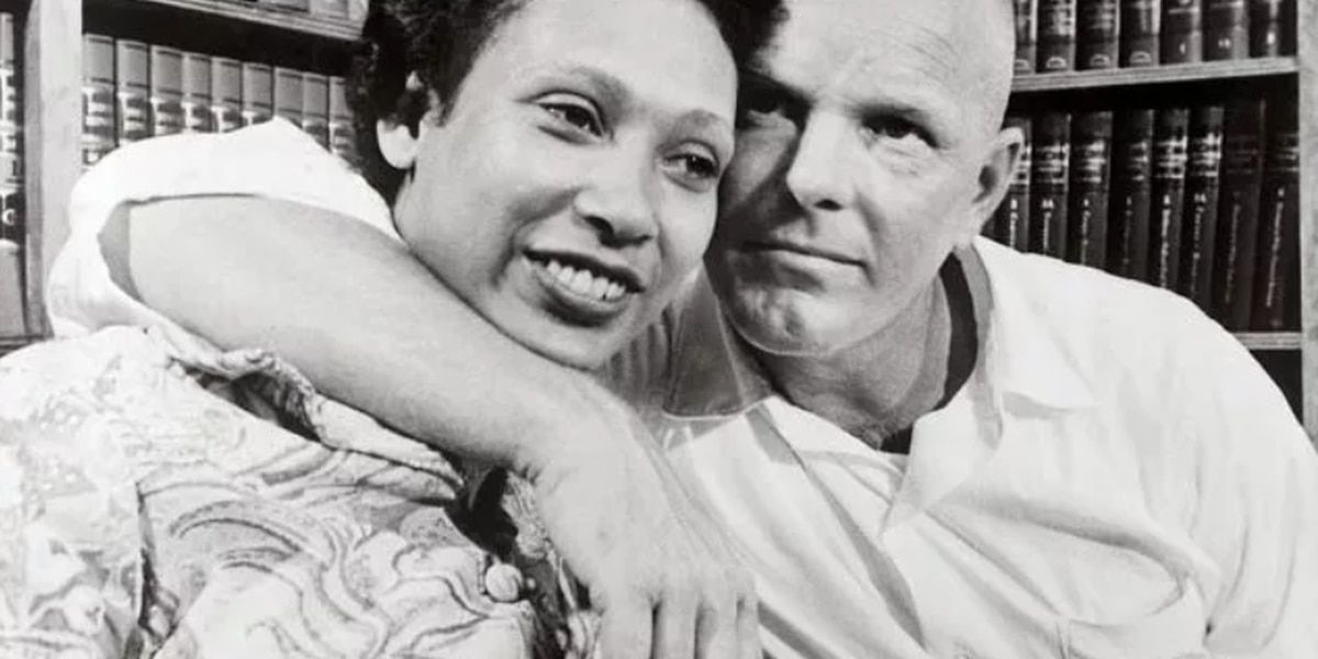 Marker commemorates challenge to interracial marriage ban