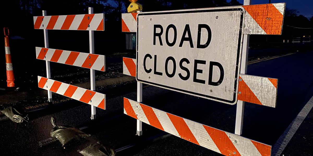 Williamsburg Road opens after cement spill