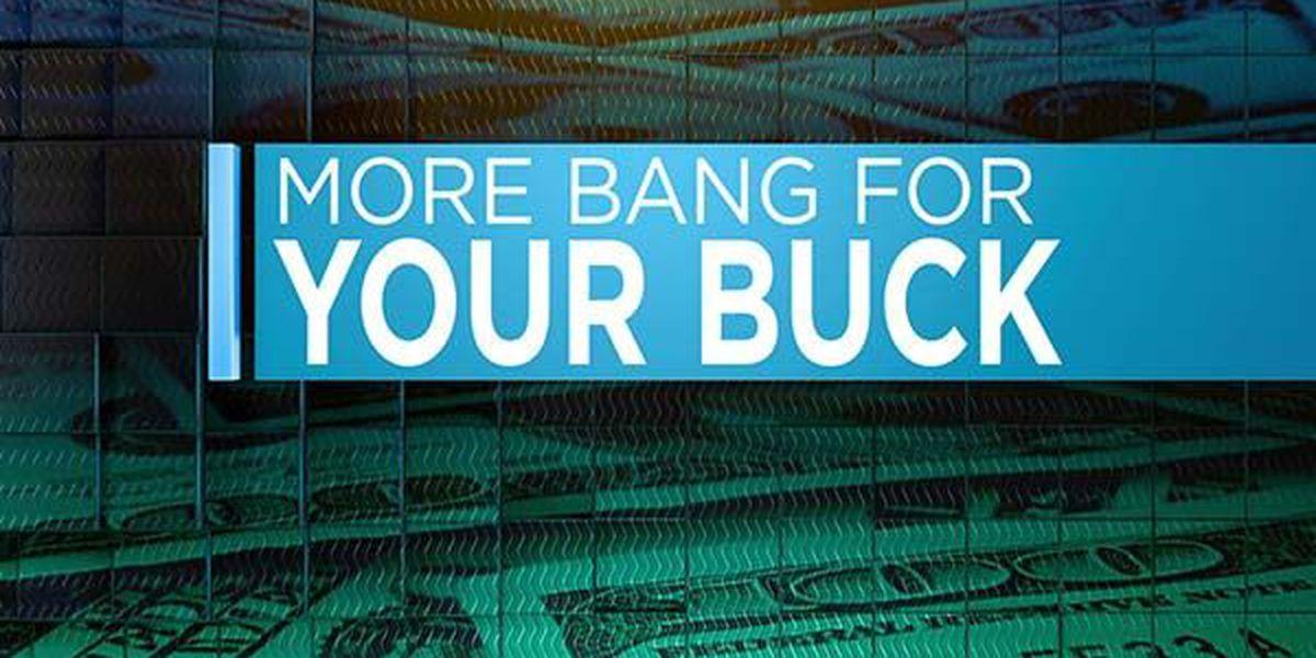 More Bang For Your Buck: Free DIY demos