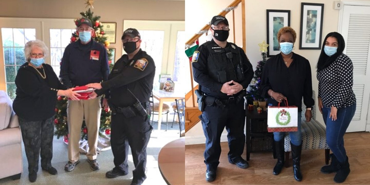 Chesterfield nursing homes receive nearly 1,000 holiday cards from police, neighbors