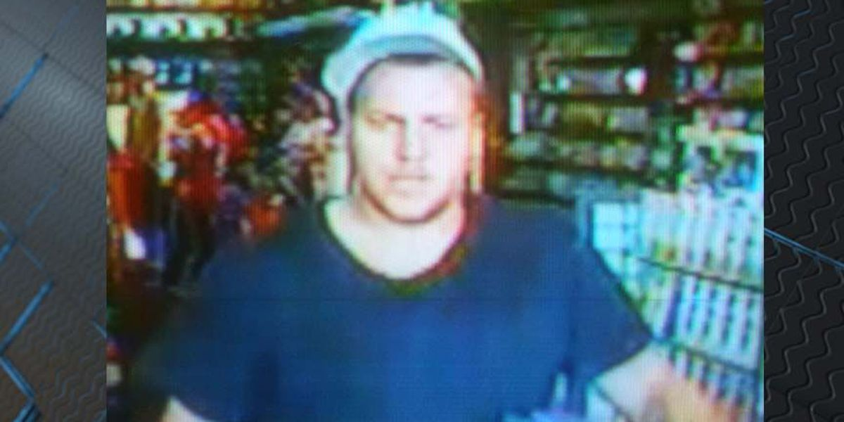Chesterfield Police release clear photos of GameStop robbery suspect
