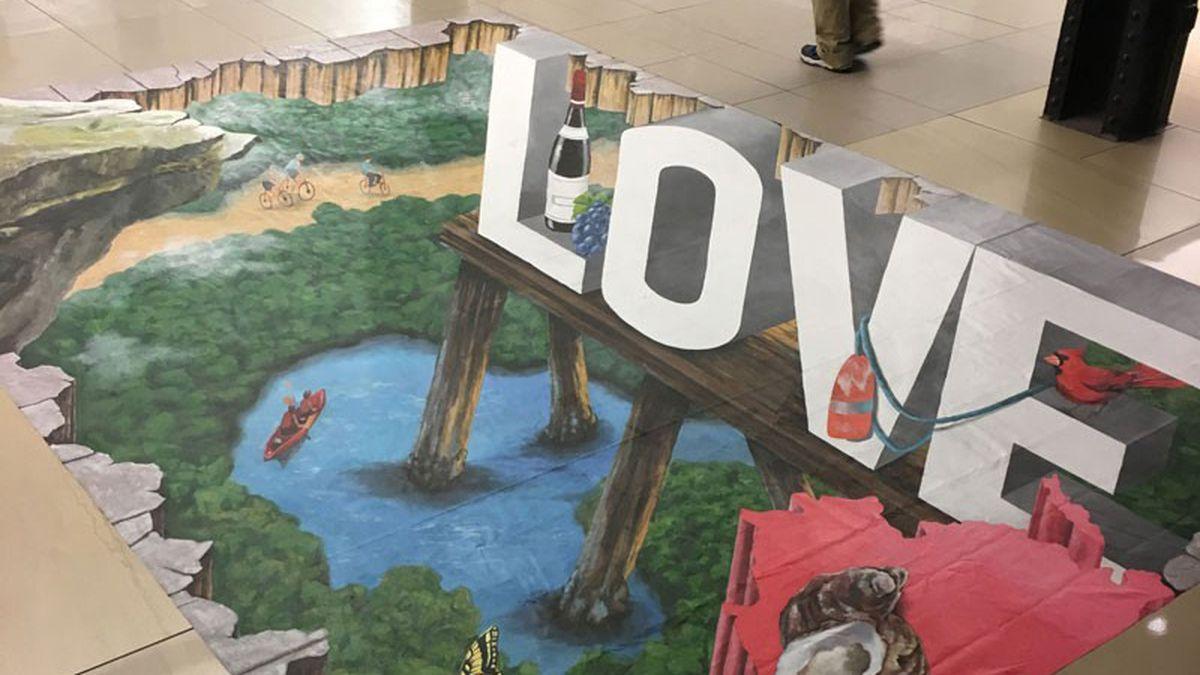 Virginia celebrates 50 years of 'Lovers' slogan