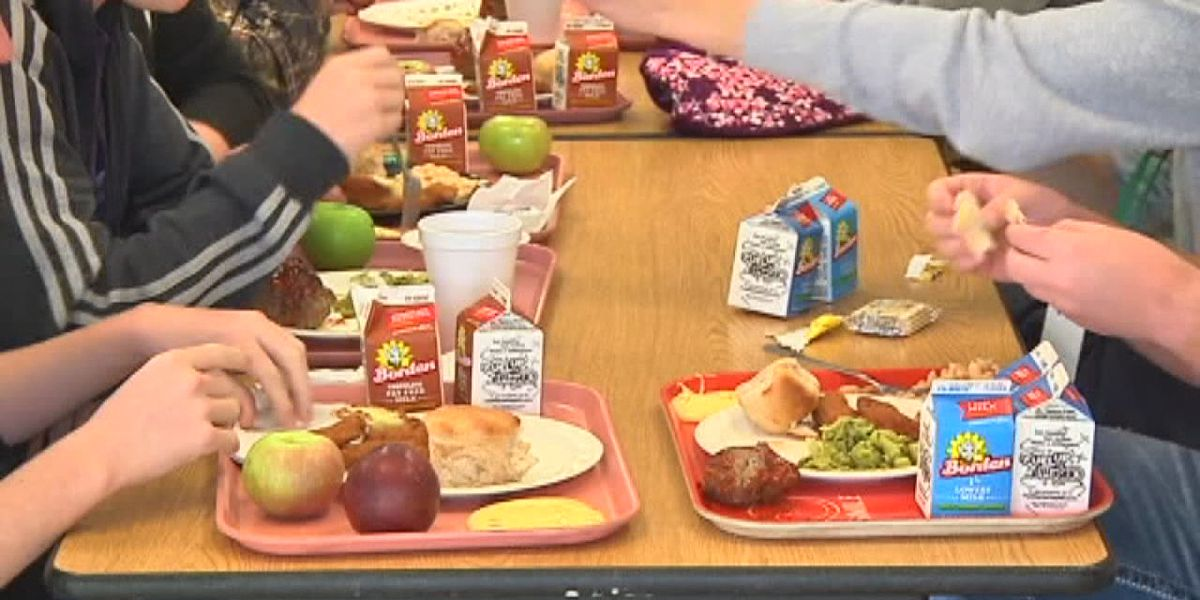 Hanover students can get free breakfast, lunch through December