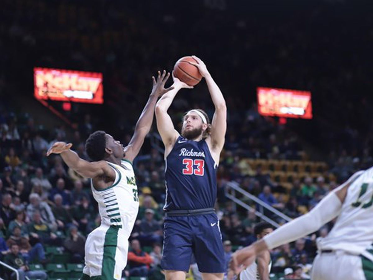 Spiders Torch Nets In Win At George Mason