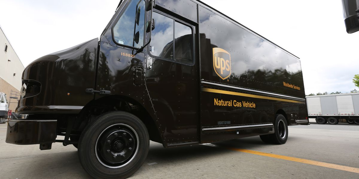 UPS Driver robbed and kidnapped; suspect still on the loose