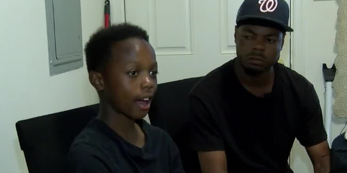 'No kid deserves this': Boy continues to recover after being shot at Richmond park