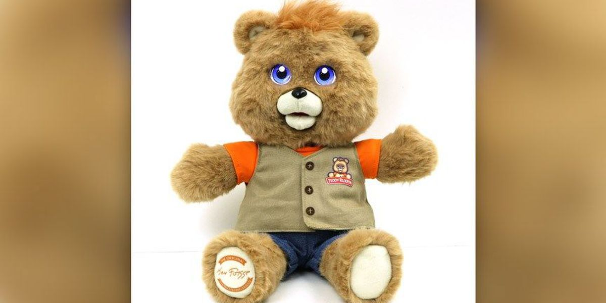 New version of Teddy Ruxpin to hit shelves next year
