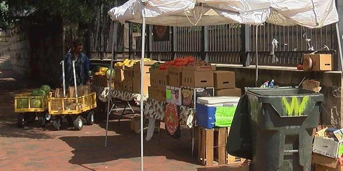 Questions still loom for longtime vegetable sellers as 17th St. Farmers Market set to reopen